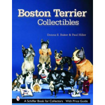 Bton Terrier Collectibles by Donna S. Baker, 9780764318849