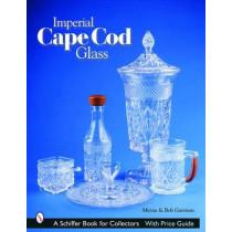 Imperial Cape Cod Glass by Bob Garrison, 9780764319532