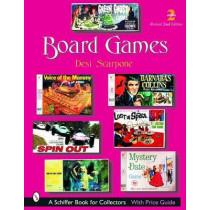 Board Games by Desi Scarpone, 9780764320323