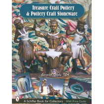 Treasure Craft Pottery and Pottery Craft Stoneware by George A. Higby, 9780764320729