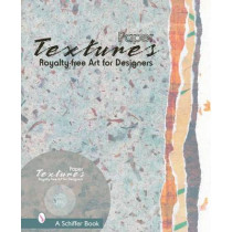Paper Textures: Royalty Free Art for Designers by Ginny Parfitt, 9780764321184