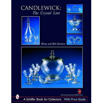 Candlewick: the Crystal Line by Myrna Garrison, 9780764321368