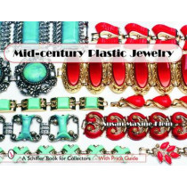 Mid-century Plastic Jewelry by Susan Maxine Klein, 9780764322341