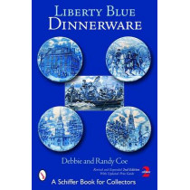 Liberty Blue Dinnerware by Debbie Coe, 9780764324710