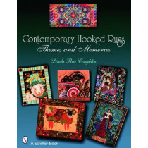 Contemporary Hooked Rugs: Themes and Memories by Rae Coughlin.Linda, 9780764325571