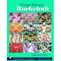 Vintage Textured Barkcloth by Margaret Meier, 9780764326639