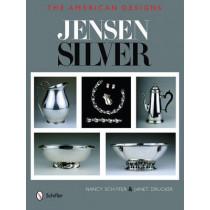Jensen Silver: the American Designs     Firm by Nancy Schiffer, 9780764327384