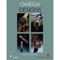 Omega Designs: Feast for the Eyes by Anton Kreuzer, 9780764329951