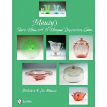Mauzy's Rare, Unusual, and Unique Depression Glass by Barbara Mauzy, 9780764330315