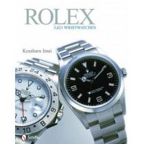 Rolex: 3,621 Wristwatches by Kesaharu Imai, 9780764333804