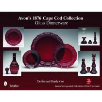Avon's 1876 Cape Cod Collection: Glass Dinnerware by Debbie Coe, 9780764336799