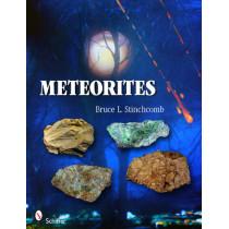 Meteorites by Bruce L. Stinchcomb, 9780764337284