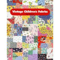 Vintage Children's Fabrics by Kay Hanauer, 9780764338557