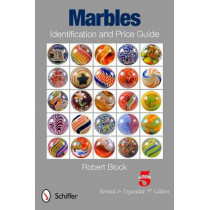 Marbles Identification and Price Guide by Robert Block, 9780764339943