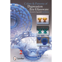 Colors and Patterns of Depression Era Glassware by Doris Yeske, 9780764341175
