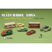 Lesney's Matchbox Toys: Regular Wheel Years, 1947-1969 by Charlie Mack, 9780764341885