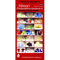 Mauzy's Comprehensive Handbook of Depression Glass Prices by Barbara E. Mauzy, 9780764342806