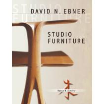 David N. Ebner: Studio Furniture by Nancy N. Schiffer, 9780764344145