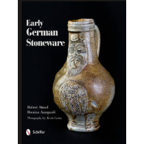 Early German Stoneware by Robert Attard, 9780764346422
