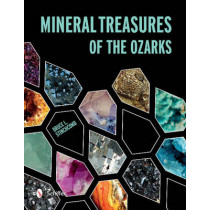 Mineral Treasures of the Ozarks by Bruce L. Stinchcomb, 9780764347153