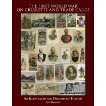First World War on Cigarette and Trade Cards by Cyril Mazansky, 9780764347597