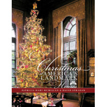 Christmas at America's Landmark Houses by Patricia McMillan, 9780764349966
