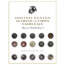 United States Marine Corps Emblems by Frederick L. Briuer, 9780764350689
