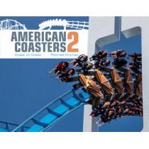 American Coasters 2: Coast to Coast by Thomas Crymes, 9780764351143