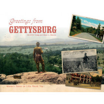 Greetings from Gettysburg by Mary L. Martin, 9780764351723
