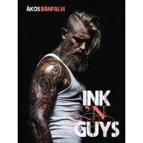 Ink 'N Guys by Akos Banfalvi, 9780764352010
