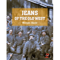 Jeans of the Old West by Michael Harris, 9780764352638