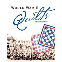 World War II Quilts by Sue Reich, 9780764353345
