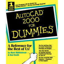 AutoCAD 2000 For Dummies by Mark Middlebrook, 9780764505584