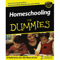 Homeschooling For Dummies by Jennifer Kaufeld, 9780764508882