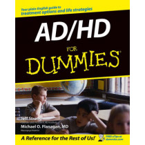 AD / HD For Dummies by Jeff Strong, 9780764537127
