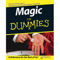 Magic For Dummies by David Pogue, 9780764551017