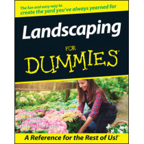 Landscaping For Dummies by Phillip Giroux, 9780764551284