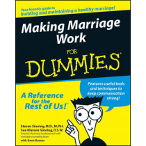 Making Marriage Work For Dummies by Steven S. Simring, 9780764551734