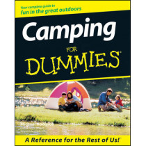 Camping For Dummies by Michael Hodgson, 9780764552212