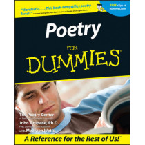 Poetry For Dummies by The Poetry Center, 9780764552724