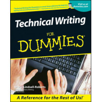 Technical Writing For Dummies by Sheryl Lindsell-Roberts, 9780764553080