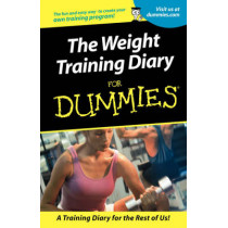 Weight Training Diary For Dummies by Allen St. John, 9780764553363