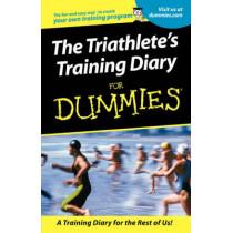 The Triathlete's Training Diary For Dummies by Allen St. John, 9780764553394