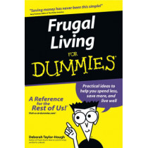 Frugal Living For Dummies by Deborah Taylor-Hough, 9780764554032