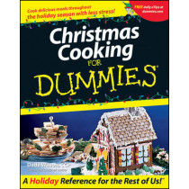 Christmas Cooking For Dummies by Dede Wilson, 9780764554070