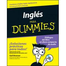 Ingles Para Dummies by Gail Brenner, 9780764554278