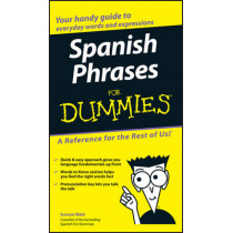 Spanish Phrases For Dummies by Susana Wald, 9780764572043