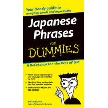 Japanese Phrases For Dummies by Eriko Sato, 9780764572050