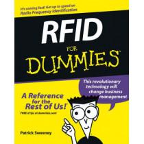 RFID For Dummies by Patrick J. Sweeney, 9780764579103
