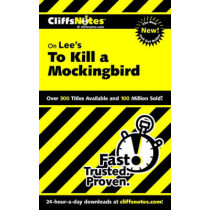 CliffsNotes on Lee's To Kill a Mockingbird by Eva Fitzwater, 9780764586002